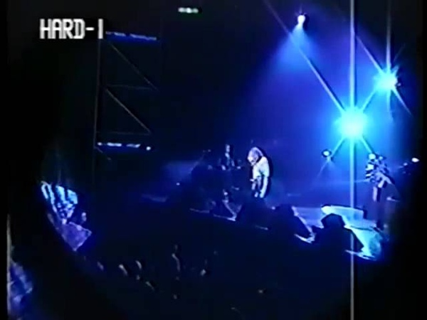Coverdale Page Black Dog 1993 Osaka