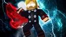 Minecraft сериал Железный Человек 2 сезон 2 серия Тор