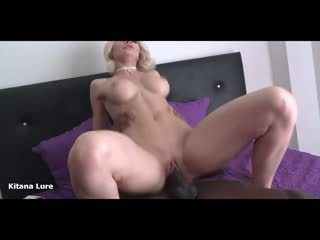 [PornHubPremium] Kitana Lure, Joss Lescaf - White Pussy for Black Cock - Sodomized [All Sex Anal IR Deepthroa