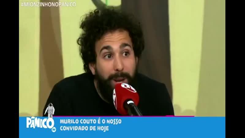 Murilo Couto diz que Gilberto Gil precisa de choque no mamilo e rato no ânus