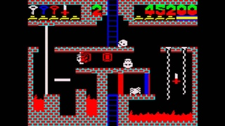 Preliminary Monty Walkthrough, ZX Spectrum