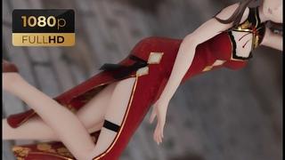 【MMD】Vocaloid Yuezheng Ling 樂正綾『笑納 』