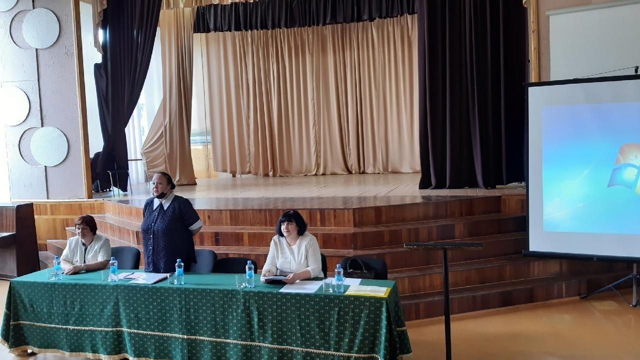 заседание РУМО заместителей директоров по учебно-методической работе