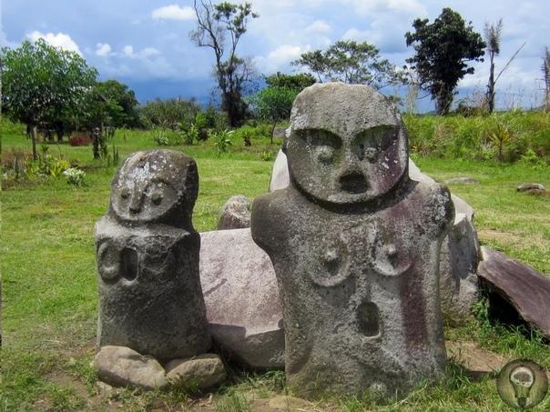 О сотнях древних мегалитов Сулавеси, найденных в Индонезии За всю историю археологии на нашей планете было найдено огромное количество древних мегалитов. Часть из них выполнена достаточно