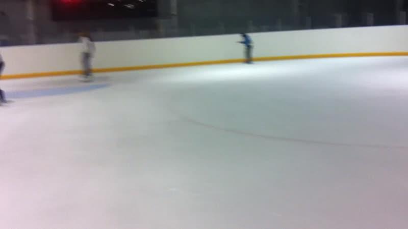 Хоккей 2016 тренировки