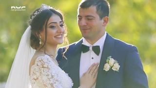 Борис и Нарине // Свадебный клип // Армянская свадьба