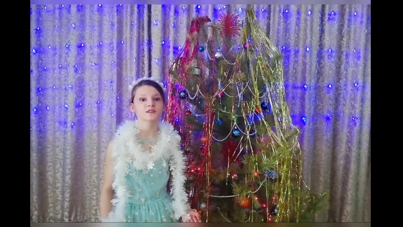 Снег идёт на Рождество Ива Ирина Афонская Исп Вероника Тропина