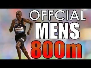 Men's 800m   Doha Diamond League 2020