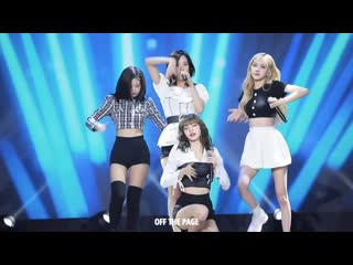 Blackpink - Don't Know What To Do @ Paradise City Hotel, Incheon,
