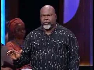 TD Jakes... Junk In the  YOU DO 1