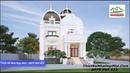Hình ảnh biệt thự lâu đài Pháp đẹp tại Bình Phước