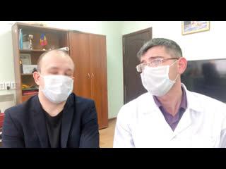 Эфир с Ильей Столетовым: интервью с Шариповым Б.М главврач Стерлитамак