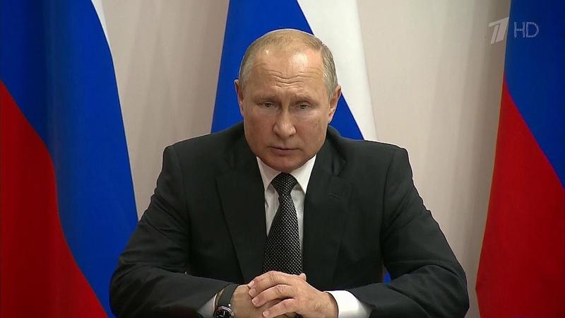 Владимир Путин подписал указ о присвоении званий Героев России пилотам аэробуса A321