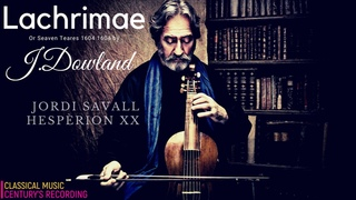 Dowland - Lachrimae or Seven Tears 1604 + Presentation (Century's record. : Jordi Savall, Hespèrion)