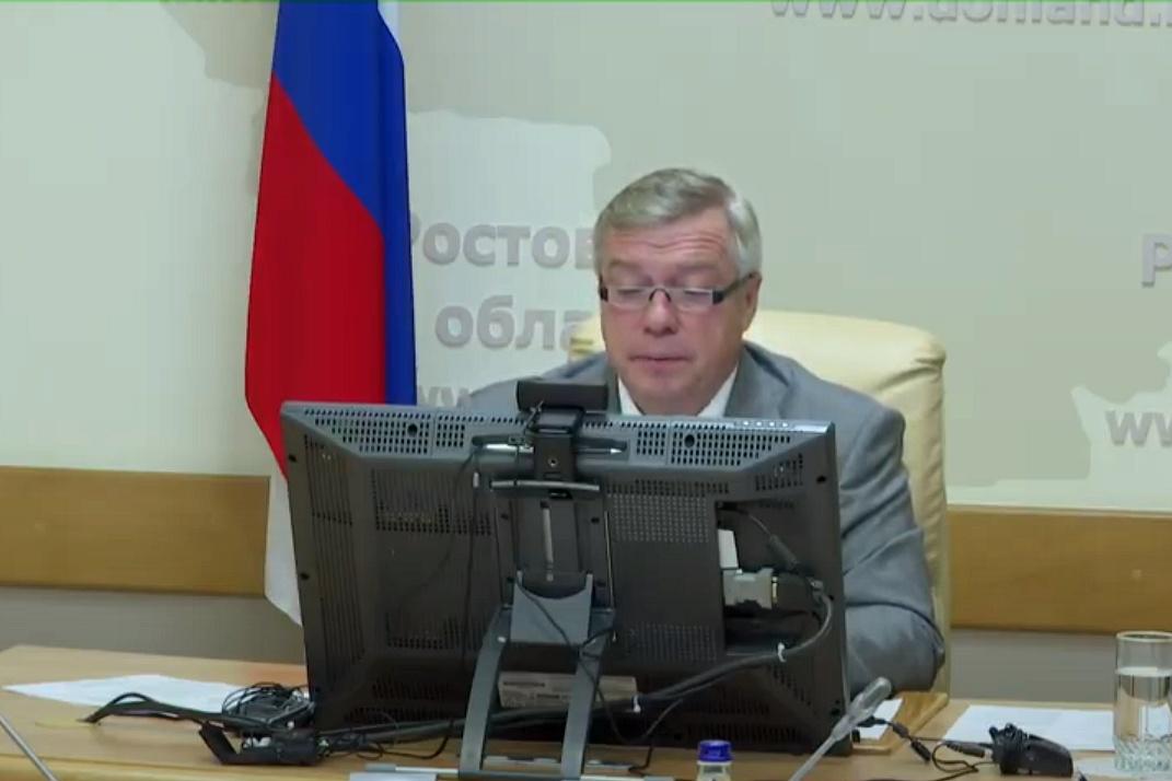Обращения жителей Ростовской области взяты губернатором Василием Голубевым под личный контроль