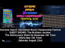 Extreme Improv XStreamed World Championship Festival 2020: Guest Shows Brothers Jacokes, Historyonics, Stand Up Showcase