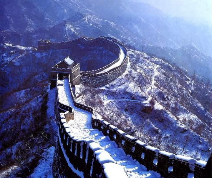 Интересные факты о Великой Китайской стене., изображение №3