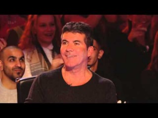 2014 Britain's Got Talent: Paddy & Nico - Spectacular Salsa (Full Audition)