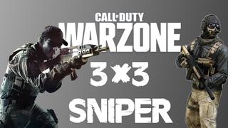 Call of Duty Modern Warfare 3X3 Sniper | Frag Movie