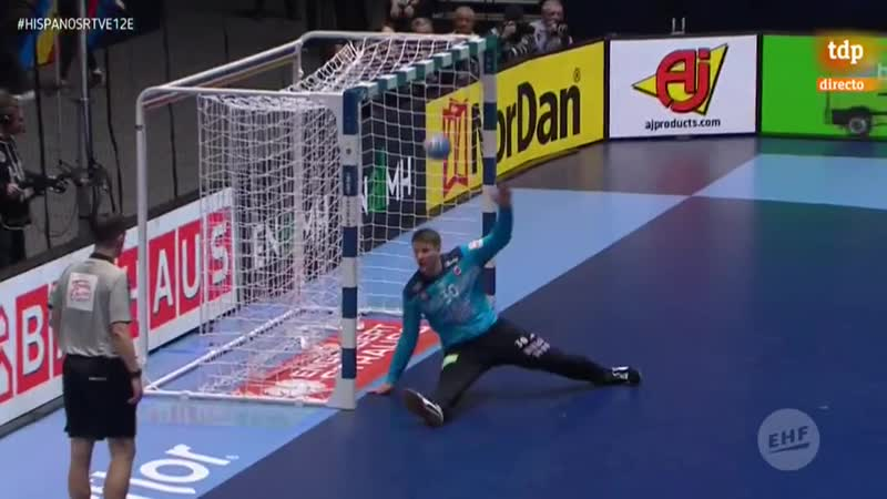 Campeonato de Europa Masculino Francia Noruega