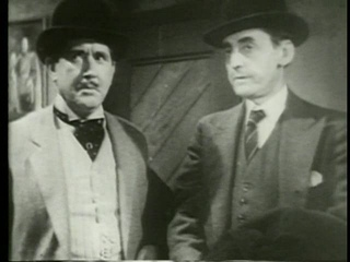 A Study in Scarlet (1933) with Reginald Owen