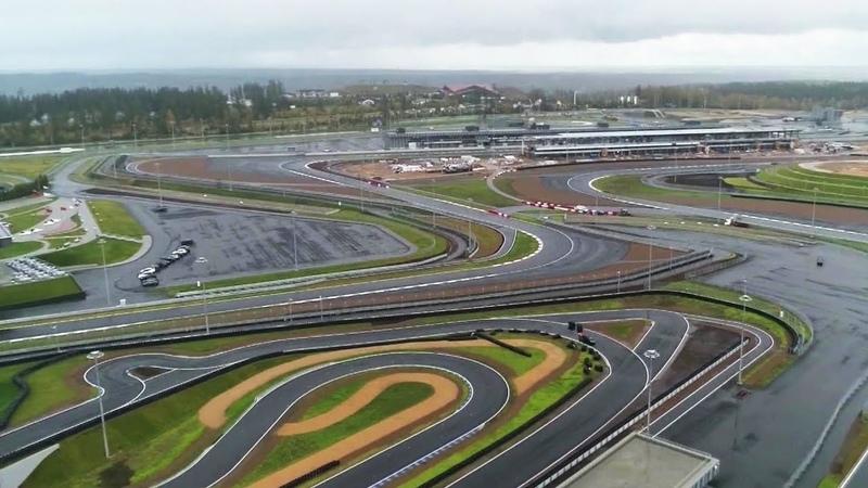 Автодром под Санкт Петербургом примет этап престижной гонки Deutsche Tourenwagen Masters