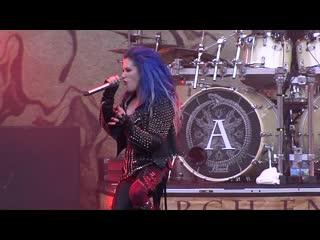 Arch Enemy - Live at Resurrection Fest EG 2019 (Full Concert)