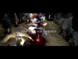 [DotaFX] TI3 - The Epic Play -  - XtiNcT 4 Man Stun~
