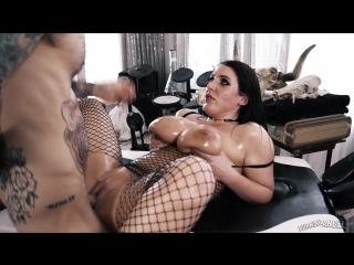 Metal Massage Part 3 - Angela White (Angela White, Small Hands)