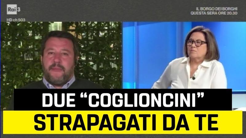 Due ignoranti molto pericolosi a spese degli italiani. Vi va bene
