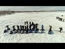 Впервые в Сибири! Кросс на мотобуксировщиках на Фестивале Народная рыбалка-2019, Томск