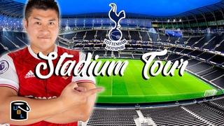 ⚽ Tottenham Hotspur Stadium Tour - New White Hart Lane... in an Arsenal shirt
