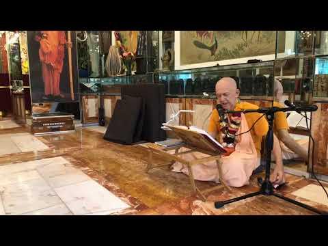 BVV Narasimha Swami, SB 10.60.42, Hong Kong, 29.08.2019