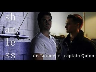 swann and captain quinn