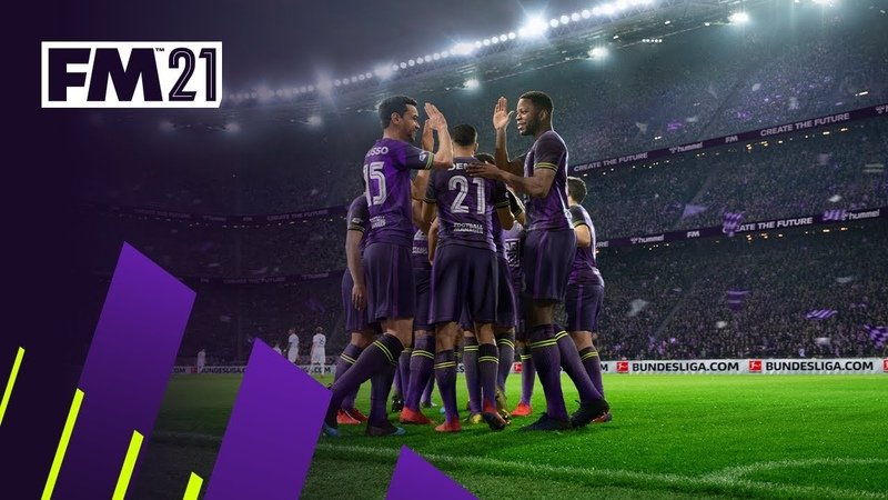 Football Manager 2021 Release Date FM21 Announce Trailer