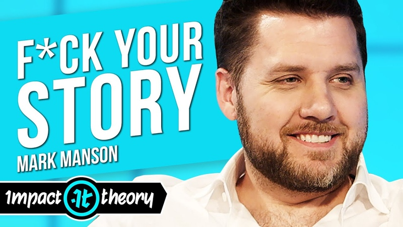Your Concept Of Who You Are Is F*cking You Up Mark Manson on Impact Theory