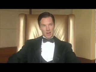 Behind The Scenes Photoshoot - Benedict Cumberbatch