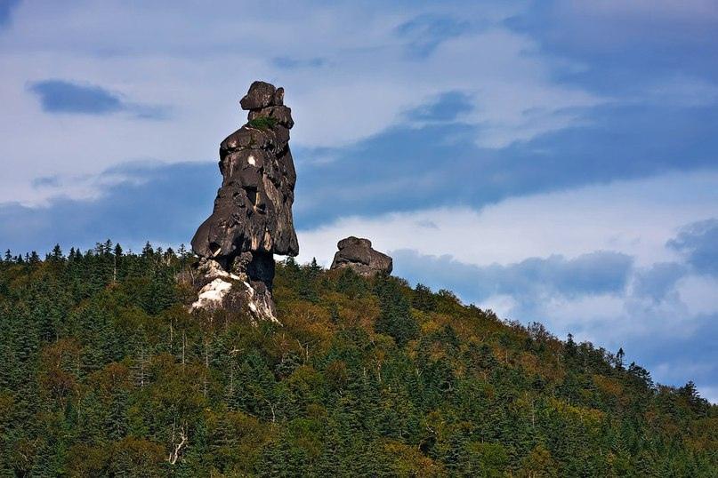 Интересные места нашей планеты Амурские столбы (Россия), изображение №2