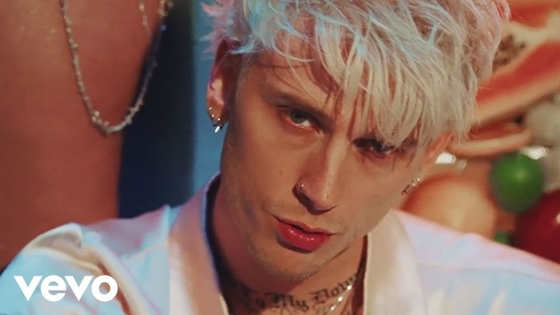 Machine Gun Kelly why are you here Official Music Video
