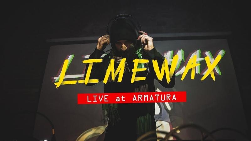 Limewax live at Armatura 29 03 2019