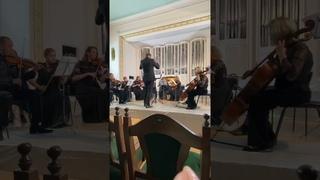 """Гендель Концерт #13 """"Кукушка и Соловей"""" Камерный оркестр БГФ. Орган - Ямалова ."""