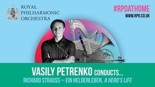 RPO presents Richard Strauss' Ein Heldendeben (A Hero's Life) #Showtube