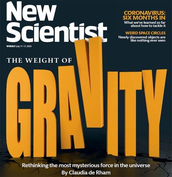 New Scientist - 11 July 2020