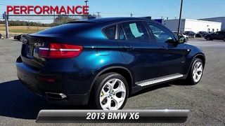 Used 2013 BMW X6 xDrive50i, Sinking Spring, PA V196268B