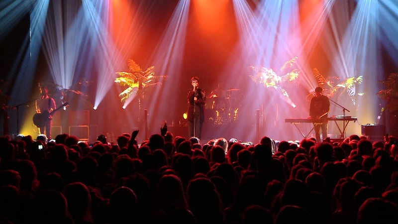 Oscar and The Wolf Live at AB - Ancienne Belgique
