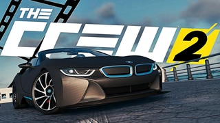 """""""THE CREW 2"""" BMW i8 ROADSTER (Cinematic) ......."""