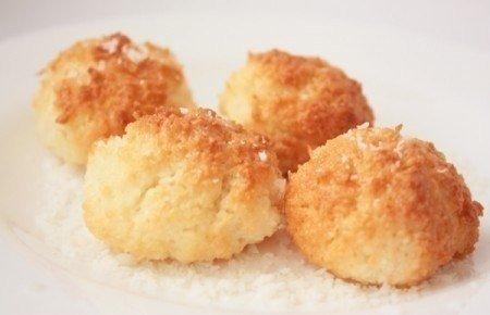 """""""Вкусное кокосовое печенье за 15 минут."""" Вкусно и просто!"""