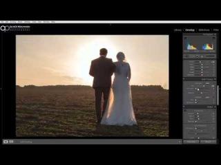 Adobe Lightroom Tutorial - How To Edit Over Exposed Wedding Photos \\з