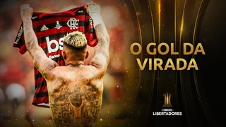 Todos os detalhes do segundo gol do Flamengo na final da Libertadores 2019