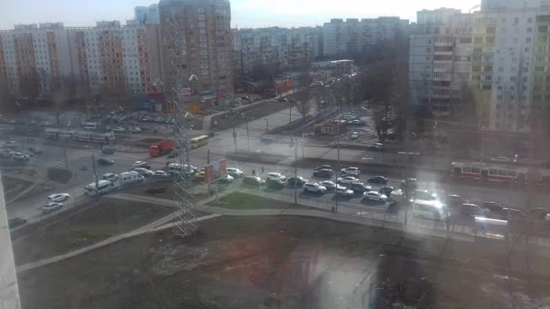 Ново Садовая в 1 ряд